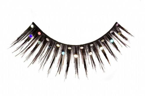 Sequin Sparkle Eyelashes