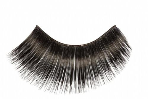 Long and Thick Dark Eyelashes