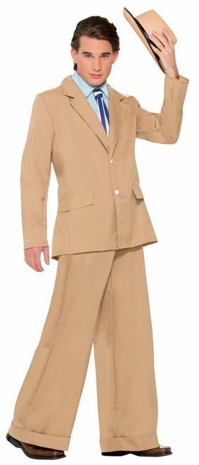 20s Gold Coast Tan Gentleman Suit