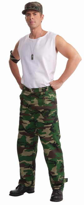 Combat Hero Army Camo Pants