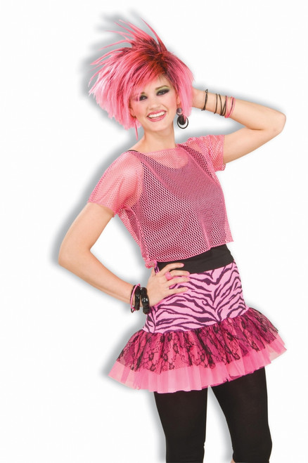 80s Pop Star Party Skirt