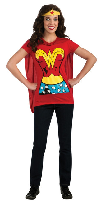 Wonderwoman T-Shirt Costume