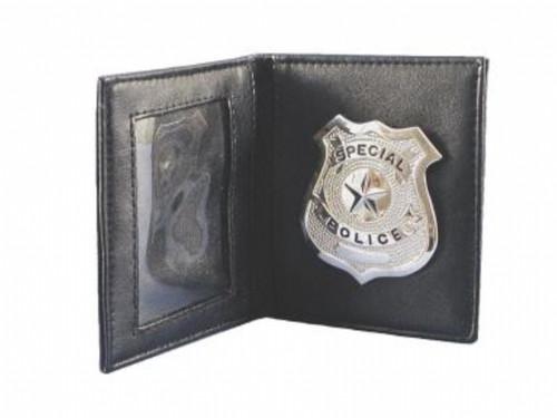 Police Badge in Case