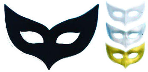 Hawaii Costume Mask - 4 Colours!