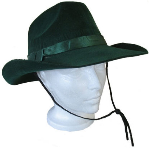 St. Paddy's Green Cowboy Hat