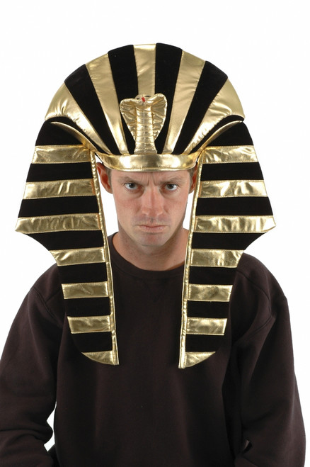 King Tut Egyptian Costume Hat