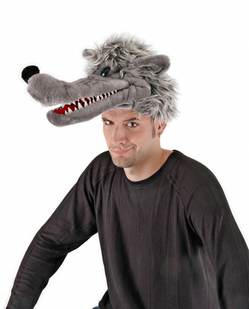 Big Bad Wolf Costume Hat