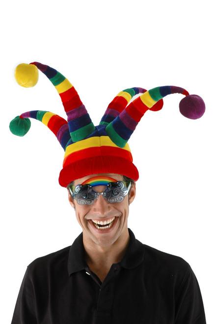 Wacky Jester Costume Hat
