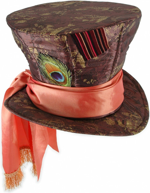 Mad Hatter Costume Top Hat