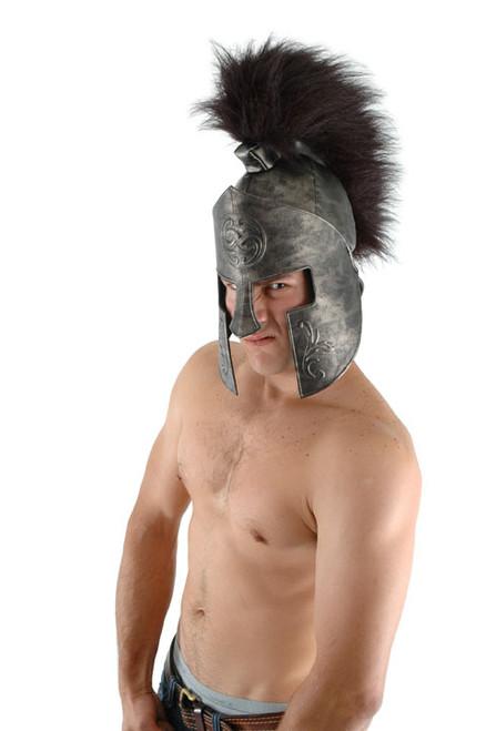 Spartan or Roman Helmet