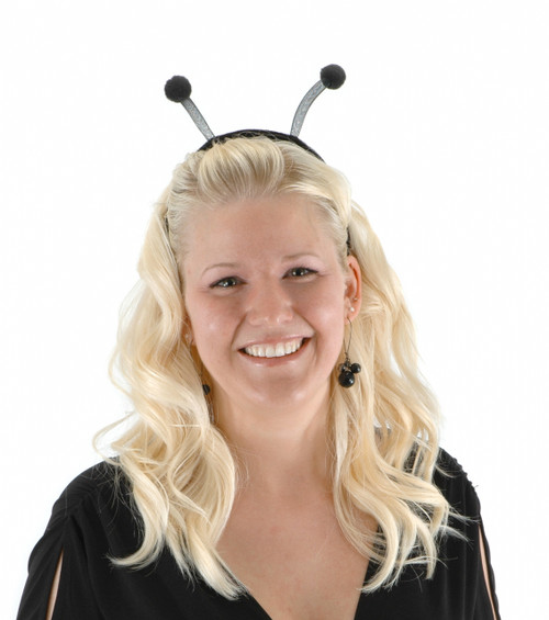Bug Headband with Antennae