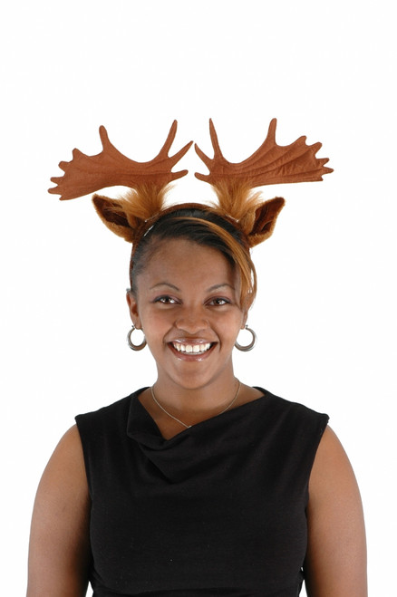 Moose Antler/Ears Headband
