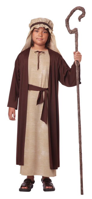 Children's Saint Joseph Nativity Costume