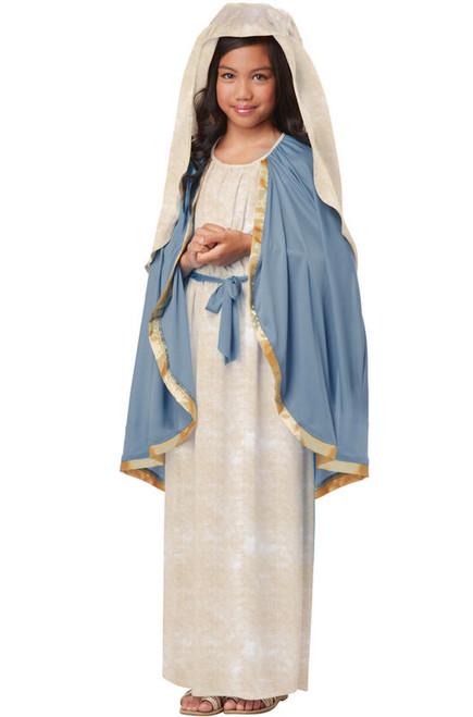Children's The Virgin Mary Nativity Costume