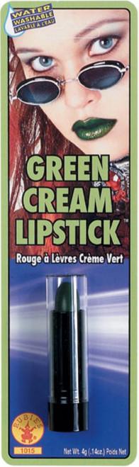 Green Creme Halloween Lipstick