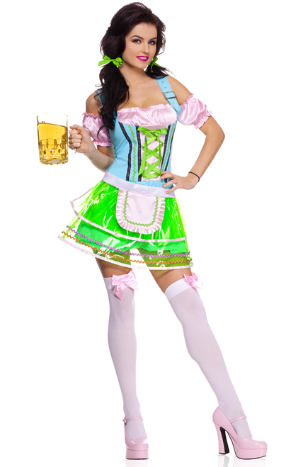 Oktoberfest Beer Hall Babe