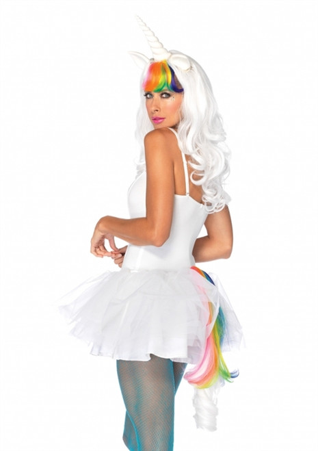 Unicorn Wig and Tail Kit