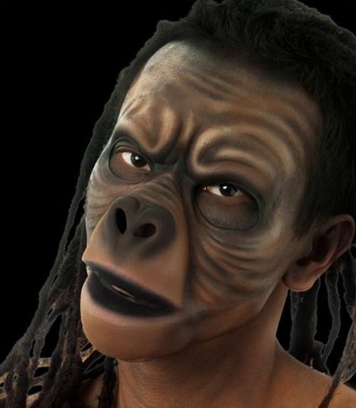 Realistic Ape Face