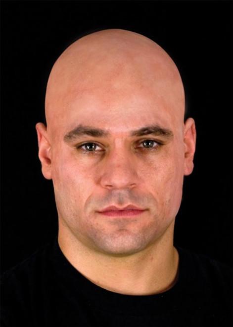 Versatile Standard Size Bald Cap