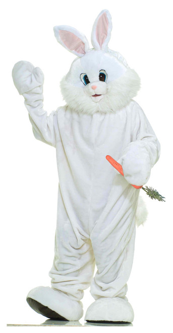 Bunny Rabbit Easter Mascot Costume 0029f9f75