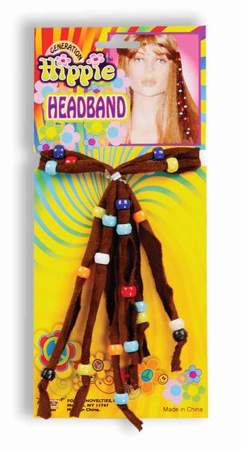 Hippie Beaded Headband
