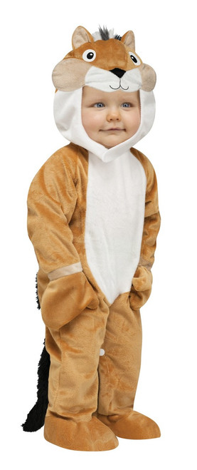 Infant/Toddler's Chipmunk Costume