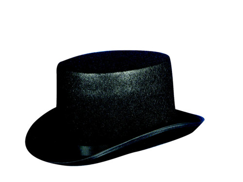 Felt Costume Top Hat in an Assortment of Colours