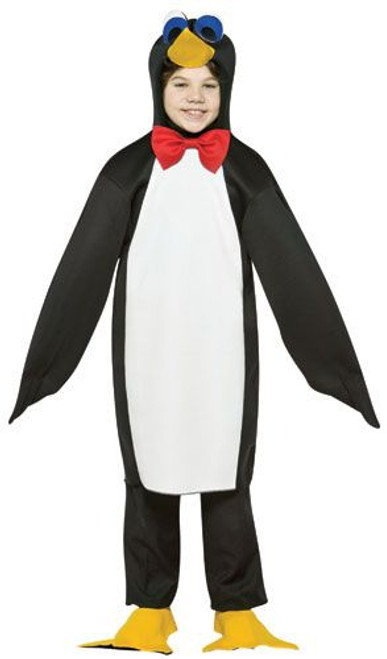 Light Weight Penguin Kids One Size Costume
