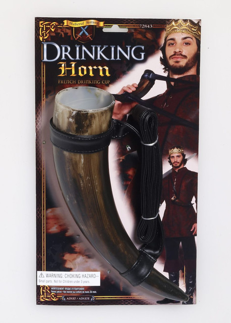 Viking Medieval Drinking Horn Accessory