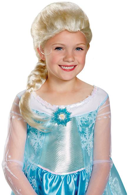 Frozen's Elsa Child Wig