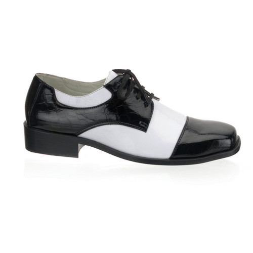 Men's Disco Gangster Spat Shoe