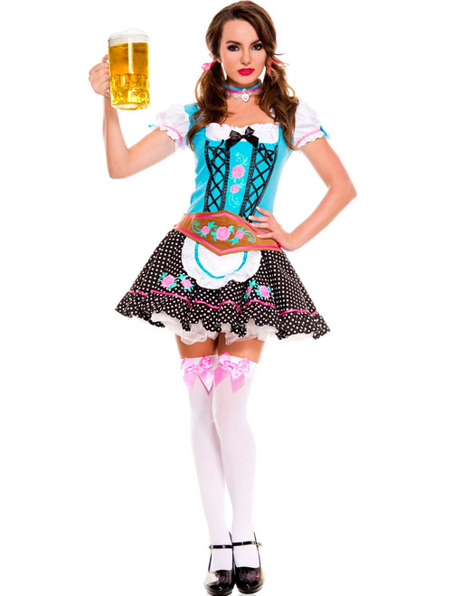 Miss Oktoberfest Drindl Dress