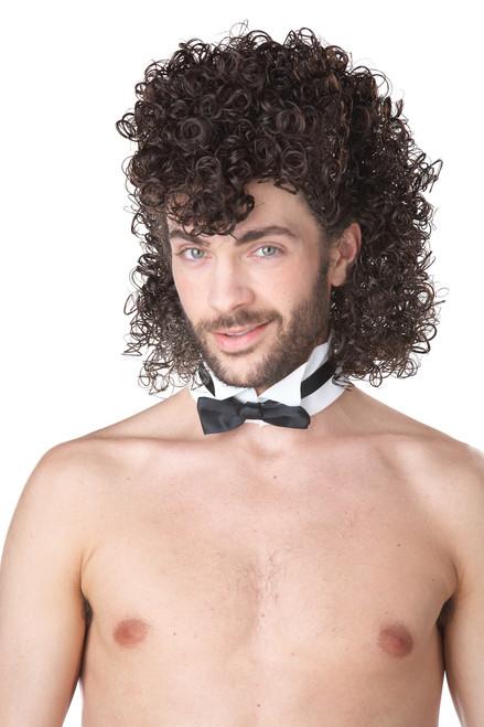 Girls Night Out Jheri Curl Wig