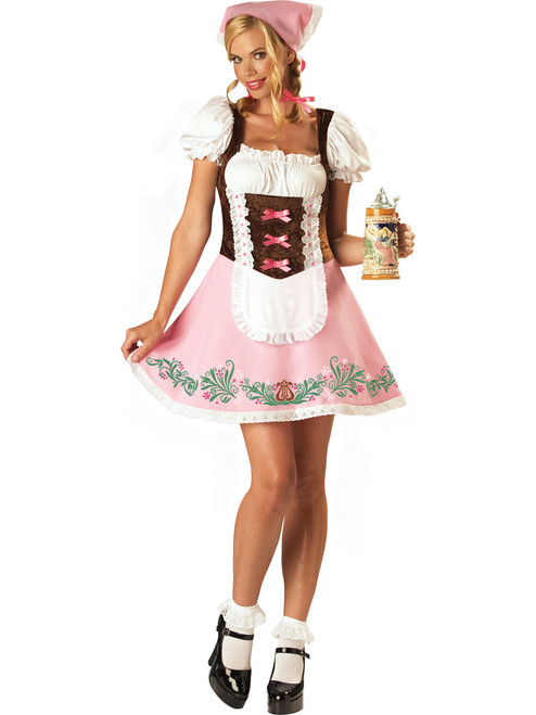 Fetching Fraulein Oktoberfest Costume