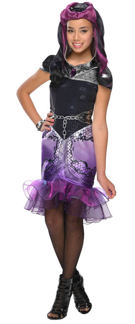 Children's Raven Queen Ever After High Costume