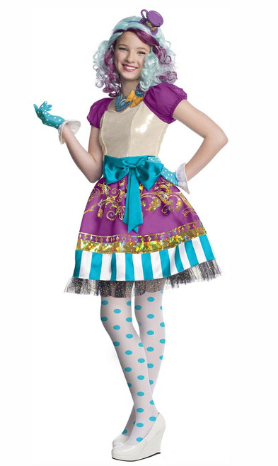Children's Madeline Hatter Ever After High Costume