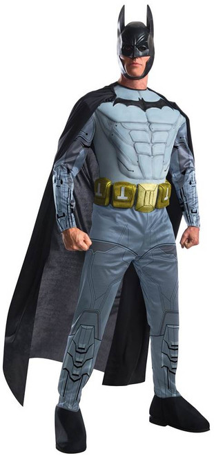 Arkham Adult Batman Costume