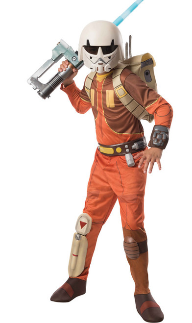 Ezra Star Wars Rebel Costume