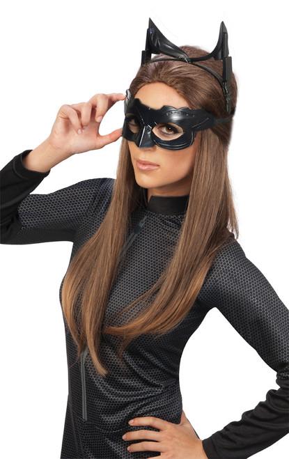 Dark Knight Rises Catwoman Headpiece Mask & Goggles