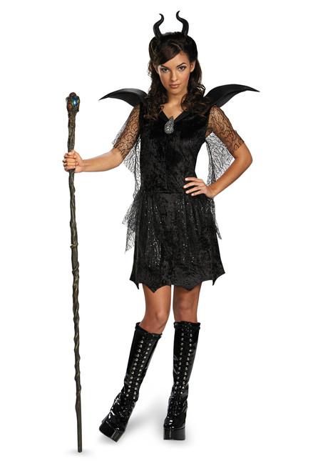 Teen Maleficent Costume