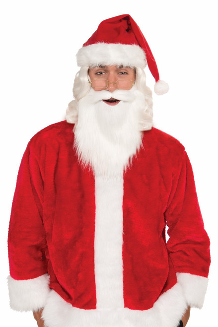 WIGS - Character Wigs - Santa   Mrs. Claus Wigs - The Costume Shoppe 2549af986