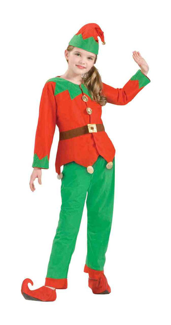 Children's Simply Elf Costume