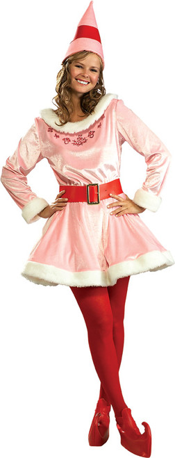 Deluxe Jovi Elf Christmas Costume