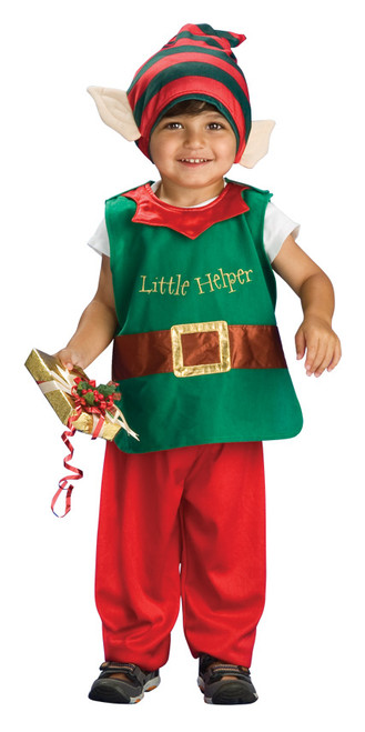 Toddler's Lil' Elf Toddler Costume