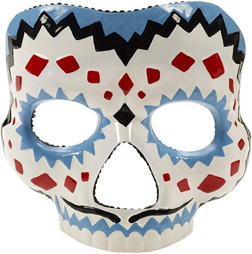 Day of the Dead Decorative Skull Mask