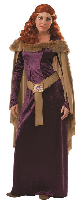 Renaissance Faire Maiden Costume