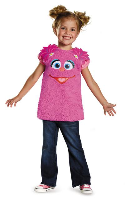 Toddler's Abby Sesame Street Costume