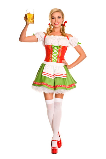 Oktoberfest Darling Ladies Costume