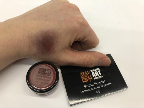 Bleeding Art Industries Bruise Powder Special Effect Makeup