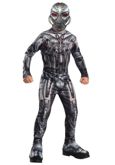 Marvel Avengers Ultron Kids Costume